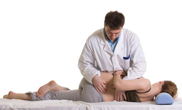 Мануальная терапия против грыжи ПКОП