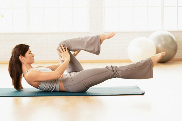 Лечение ишиалгии с помощью йоги