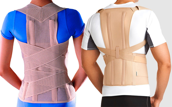 Корсеты для спины при остеомиелите