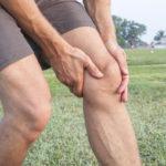 Что делать, если в колене скопилась жидкость?