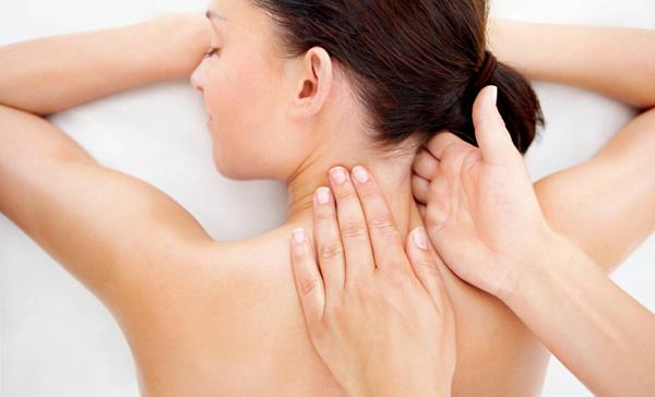 Массаж шеи при дорсопатии