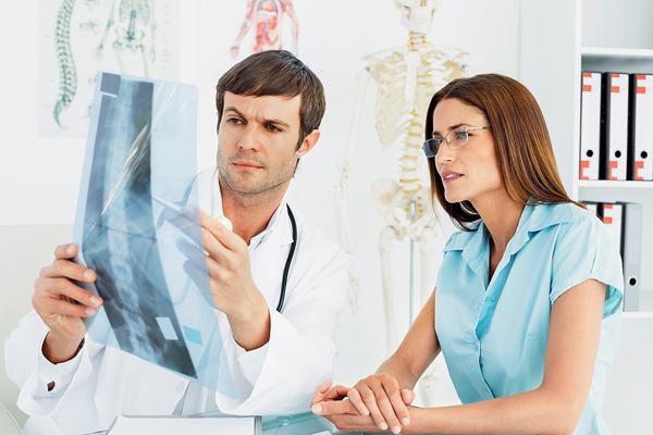 Диагностика причины боли в шее