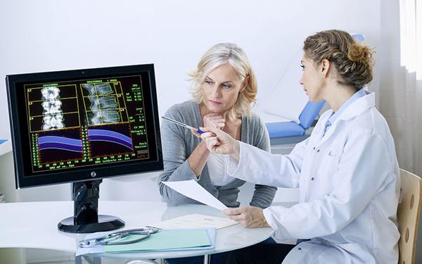 Гемангиома позвоночника диагностика