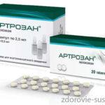 Для чего назначают Артрозан: инструкция по применению, цена, отзывы и аналоги препарата